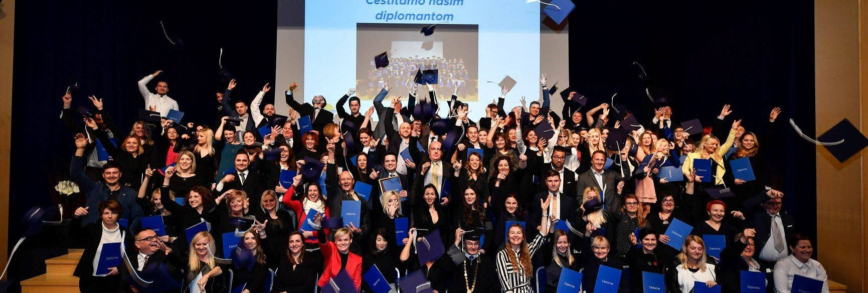 Dodelili smo diplome za 346 diplomaca generacije 2019.